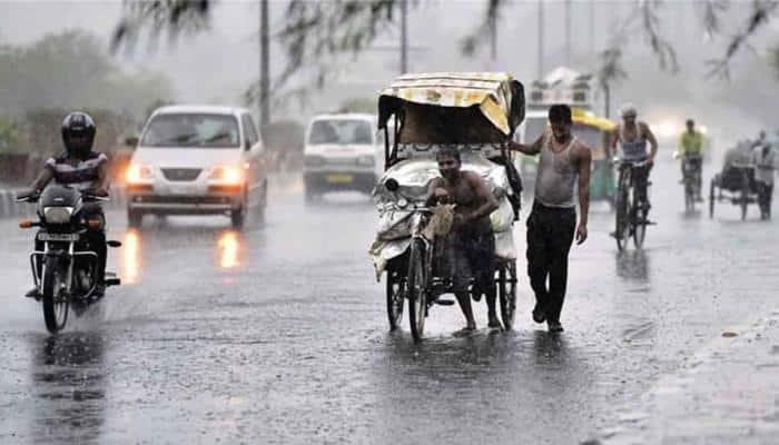 Chandigarh, surrounding areas lashed by rain