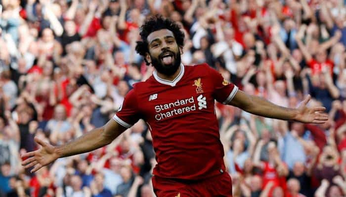 Liverpool's Mohamed Salah is the idol of his Egyptian village