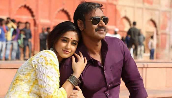 After 'Rashke Qamar', Ajay Devgn-Ileana D'Cruz sizzle in 'Sanu Ek Pal Chain'—Watch video