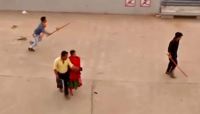 To mark Valentine's Day, activists harass couples on Ahmedabad's Sabarmati Waterfront