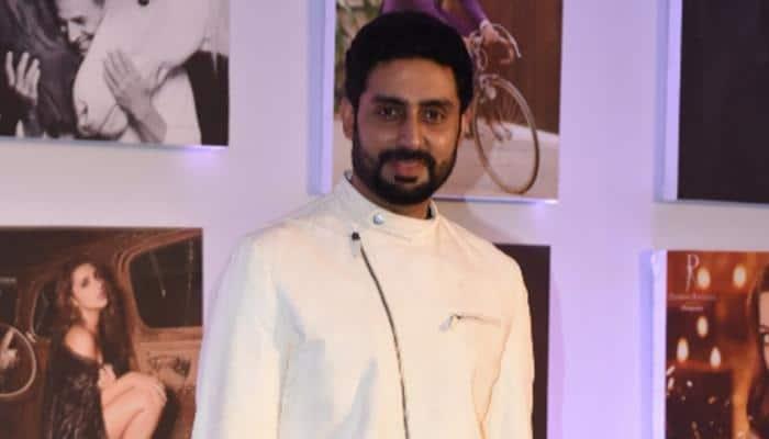 Abhishek Bachchan back in action with 'Bachchan Singh', to begin shooting soon