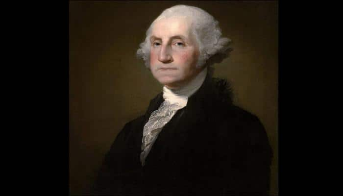 Experts discover lock of George Washington's hair in old library book