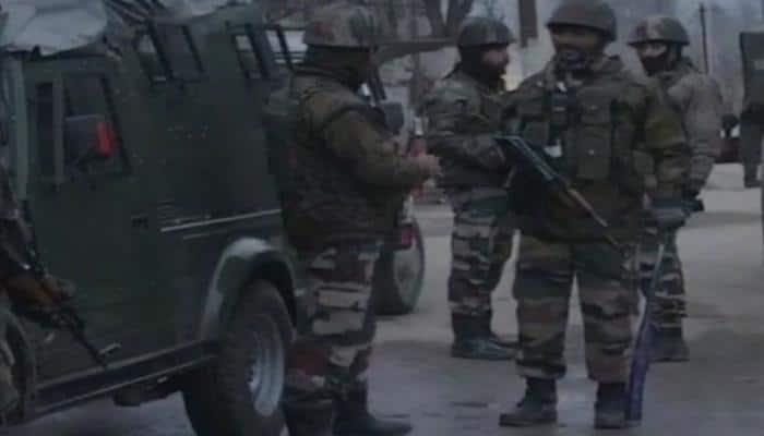 J&K: Gunbattle on between terrorists, security forces in Baramulla's Pattan