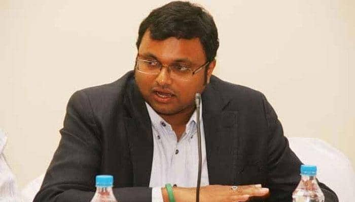 INX Media PMLA case: ED carries out fresh searches on people linked to Karti Chidambaram