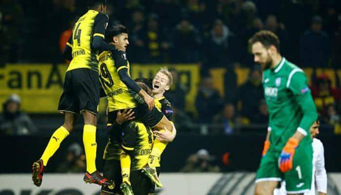 Europa League: Michy Batshuayi stoppage time winner humbles Atalanta 3-2