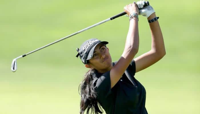 Golfer Aditi Ashok misses the cut at Women's Australian Open