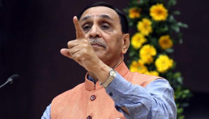 Gujarat CM Vijay Rupani orders probe into Dalit activist's self-immolation bid