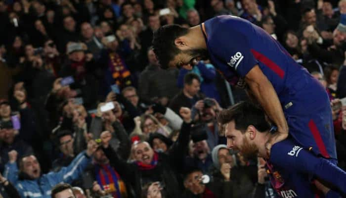 La Liga: Barcelona maintain undefeated streak after Eibar win, eye Chelsea clash