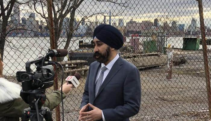 Death threats have been made against me, family: Indian-American Ravinder Bhalla