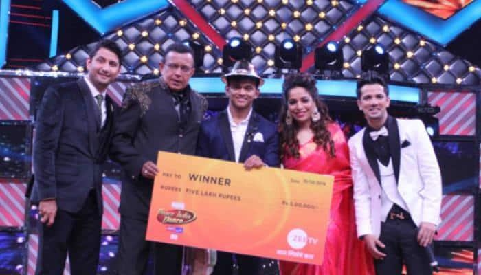 Dance India Dance 6 winner: Sanket Gaonkar lifts the trophy—Pics