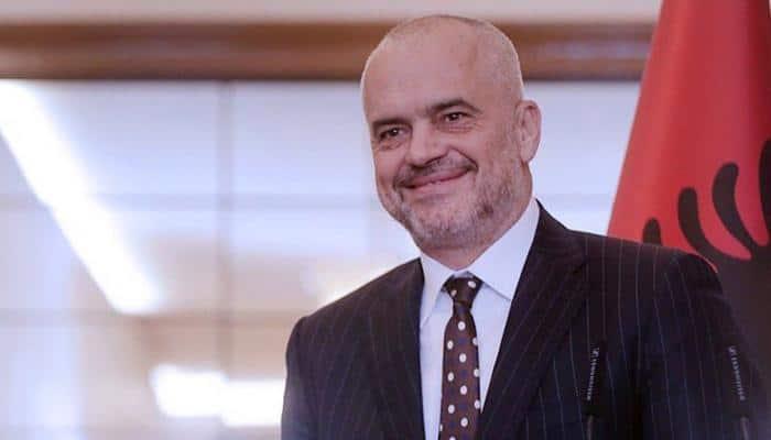 Albanian Prime Minister Edi Rama moots co-presidency with Kosovo