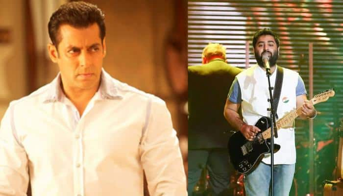 Salman Khan still miffed with Arijit Singh; singer loses song in 'Welcome To New York'?