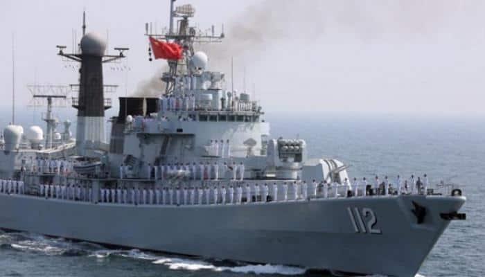 No Chinese warships near Maldives: Indian Navy refutes Chinese reports