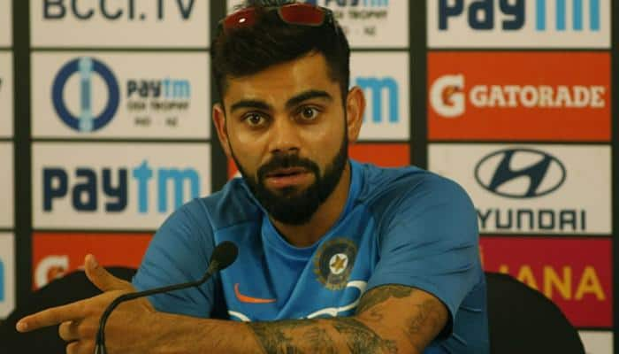 India skipper Virat Kohli blames constant drizzle for India's loss to South Africa