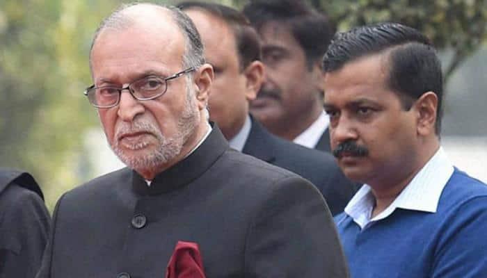 Delhi LG Anil Baijal warns CM Arvind Kejriwal, says no place for violence in democracy