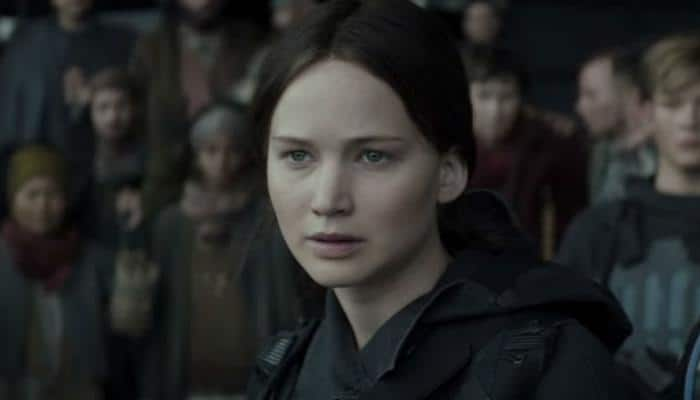 Jennifer Lawrence had dropped out of school to pursue acting