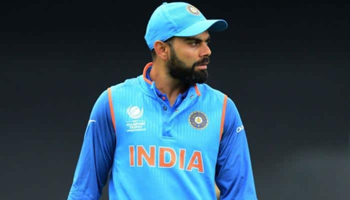 Virat Kohli out of T20I decider against South Africa with stiff back