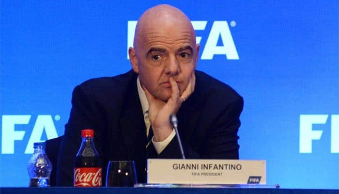 Gianni Infantino still committed to Video Assistant Referees (VAR) at World Cup