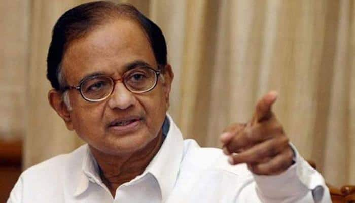 Chidambaram blames Centre's ''56 chaati'' approach for J&K turmoil