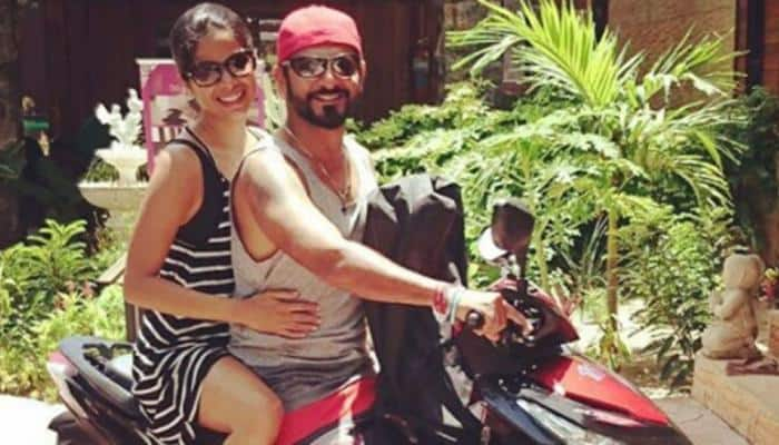 Nikhil Chinapa and DJ Pearl blessed with a baby girl! See inside