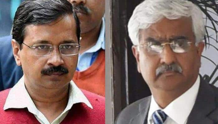 Will attend meeting if you ensure we are not beaten or abused: Delhi Chief Secretary Anshu Prakash writes to CM Arvind Kejriwal