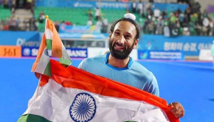 Sardar Singh confident of good show at Sultan Azlan Shah Cup