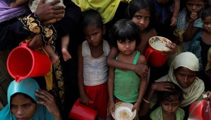 Rohingyas among shelter home girls to walk the ramp