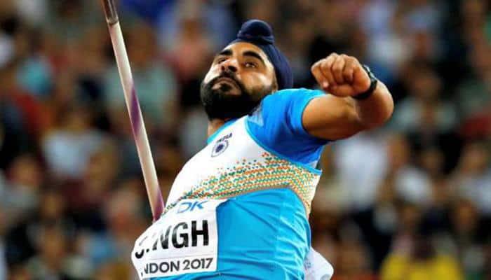 India's javelin-thrower Davinder Singh Kang flunks dope test, stares at 4-year ban