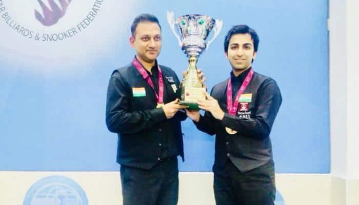 Pankaj Advani-led India beat Pakistan to win Snooker Team World Cup