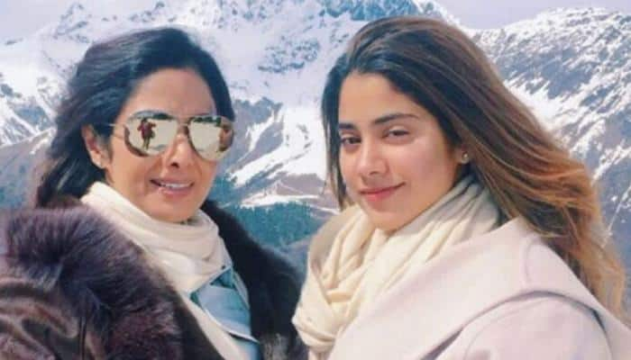 Janhvi Kapoor's heartfelt note for mother Sridevi will move you to tears