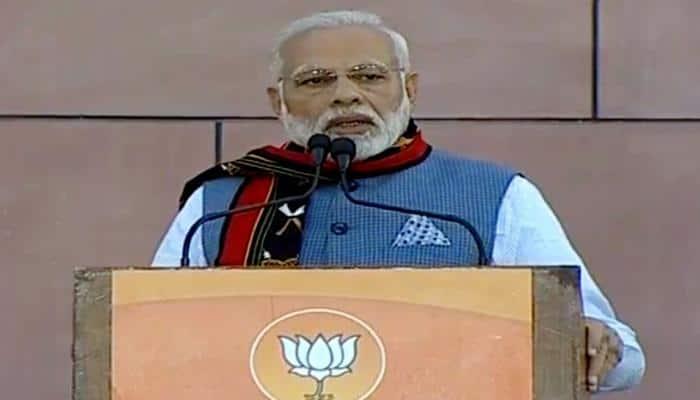 Sun is red when it sets, turns saffron when it rises: Narendra Modi taunts Left after Tripura victory