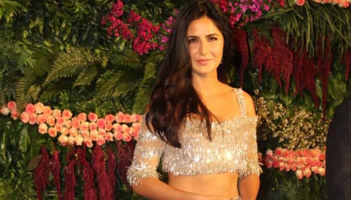 Katrina Kaif's bridal look from the sets of Shah Rukh Khan starrer Zero is captivating