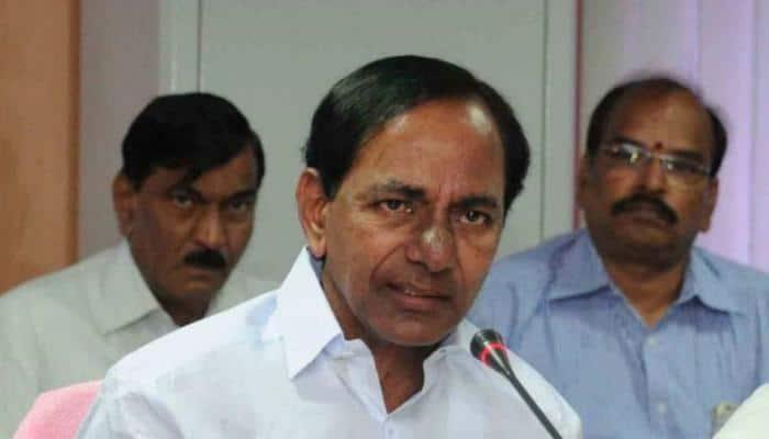 Alternative to BJP, Congress will emerge soon: Telangana CM