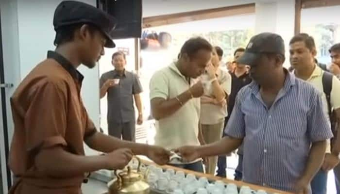Watch: Pune tea seller, who earns Rs 12 lakh per month, wants to create jobs