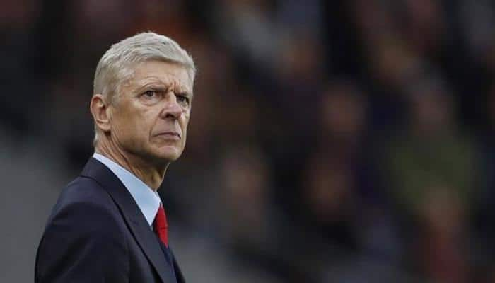 As Arsenal's embarrassing show continues, Arsene Wenger confident he can turn things around