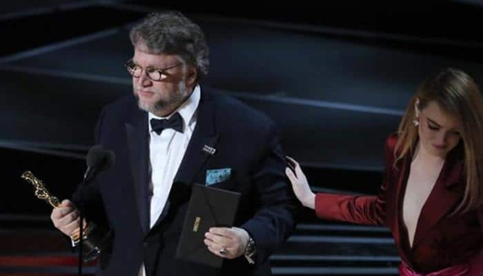 Oscars 2018: Guillermo Del Toro wins Best Director for 'The Shape of Water'