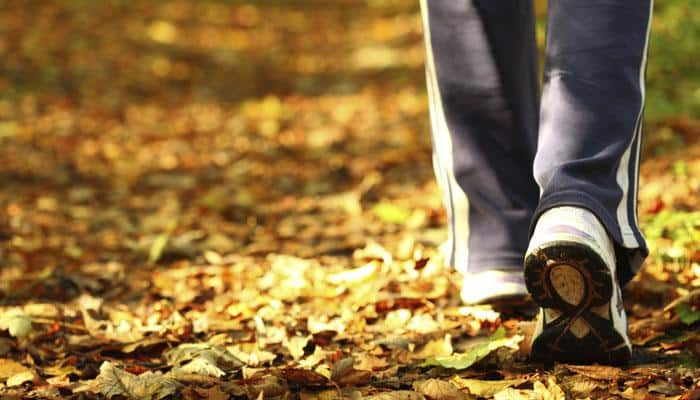 Brisk walking may help older women curb heart failure risk: Study