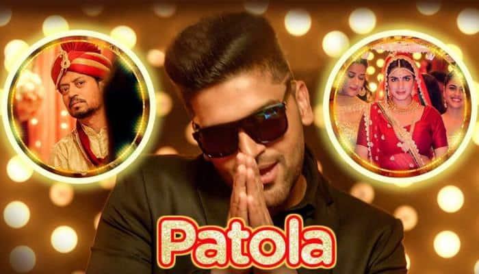 Blackmail: Guru Randhawa's Patola track featuring Irrfan Khan and Kirti Kulhari will make you groove to its beats – Watch