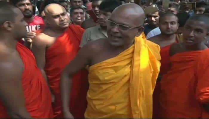 Sri Lanka declares state of emergency after Buddhist-Muslim clash