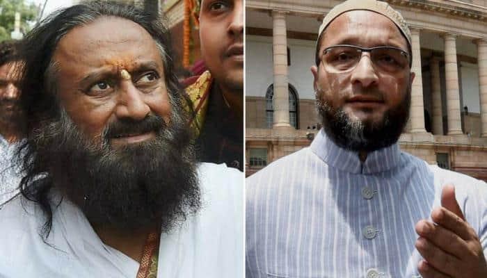 Ayodhya row: Shiv Sena, Owaisi lash out at Sri Sri Ravi Shankar for 'India like Syria' remark