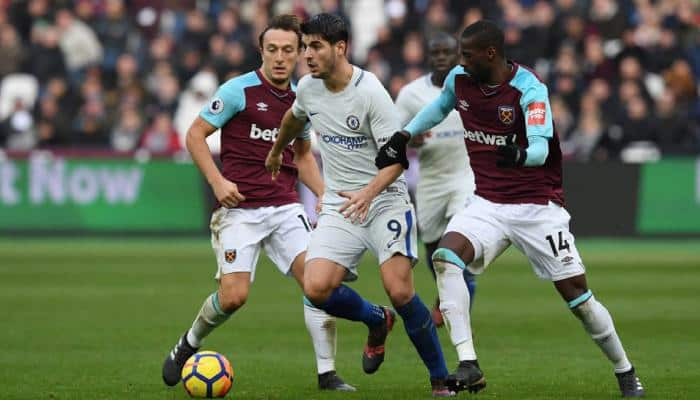 West Ham United fined by FA for breach of anti-doping regulations