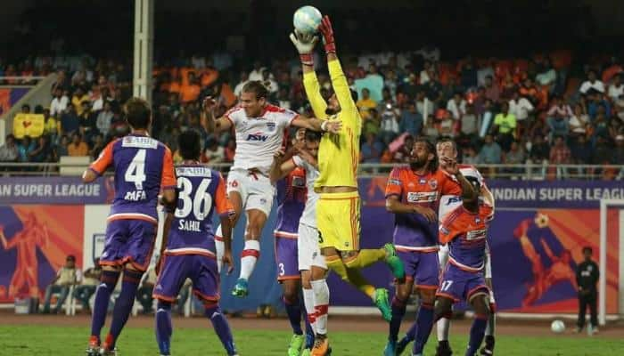 Bengaluru FC, FC Pune City produce goalless draw in first leg of ISL semifinal