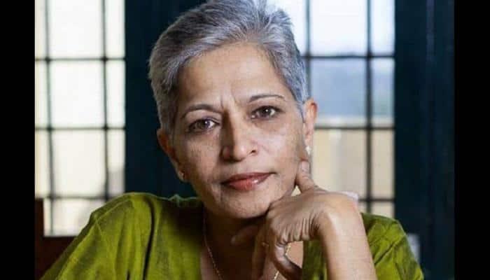 Gauri Lankesh murder: Main accused KT Naveen Kumar sent to 5-day SIT custody