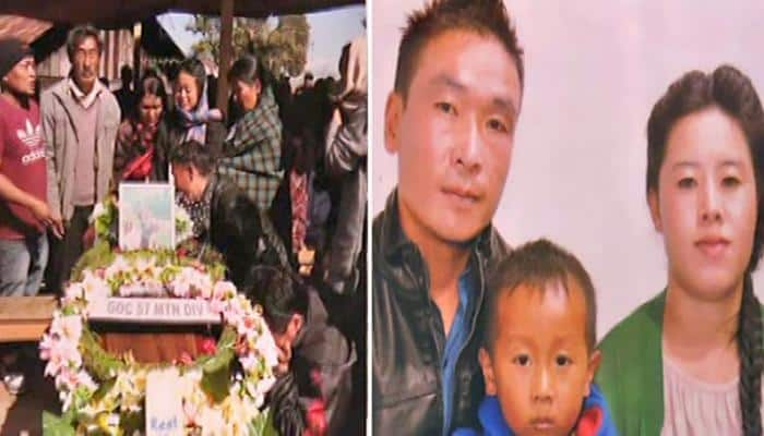 Family cries foul, demands justice in soldier suicide case