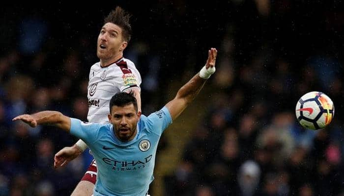 Premier League: Manchester City's Sergio Aguero out for two weeks with knee injury