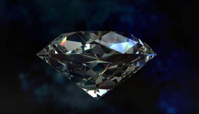 Scientists discover new form of ice inside diamonds