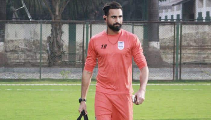 Indian Super League: Goalkeeper Amrinder Singh extends stint with Mumbai City FC