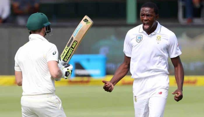 Kagiso Rabada cops fresh charge for David Warner send-off