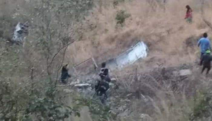 Almora bus accident leaves 12 dead, rescue operations underway