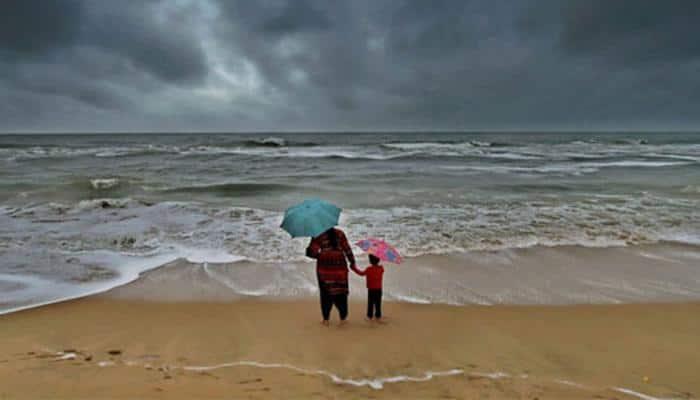 Heavy rainfall predicted in coastal Kerala and Tamil Nadu, fishermen advised caution